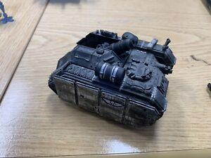 Astra Militarum Vanaheim Griffon Mortar Forgeworld Rare OOP Imperial Guard