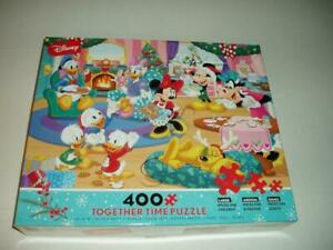 Disney's Minnie Mouse Cookie Kitchen Together Time Jigsaw Puzzle NIB