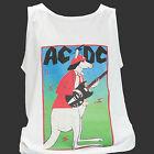 AC DC METAL ROCK T-SHIRT airbourne kiss guns'n'roses VEST TOP S M L XL 2XL