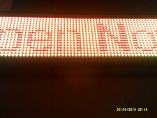 LARGE SIGNTRONIX LIGHT-UP SIGN