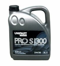 Unipart 5W30 Engine Oil Fully Synthetic 5L (ProS1300)
