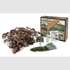 Woodland Kit alberi naturali e realistici - Art. F1661