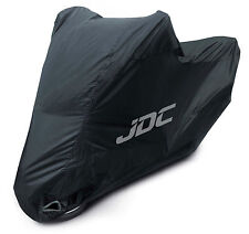 JDC Waterproof Motorcycle Cover Breathable Vented Heavy Duty - ULTIMATE RAIN XL