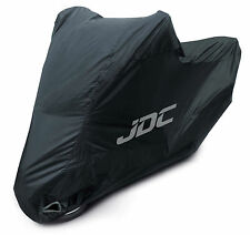Cubierta De Motocicleta JDC Impermeable Transpirable Heavy Duty-Ultimate lluvia Medio M