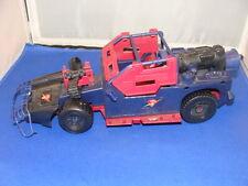Dreadnock Thunder Machine  Incomplete Loose  GI JOE 1986
