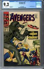 Avengers #37 CGC 9.2