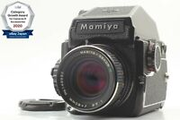 【MINT】 Mamiya M645 + PD Finder + Sekor C 80mm f/2.8 + Lens Cap From Japan 1209