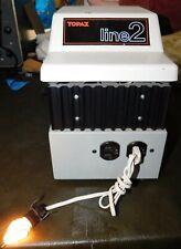 Topaz Line2 Voltage Regulator 70303 Powers on