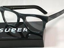 RetroSuperFuture Ciccio Optical Black Horn Glasses SUPER 06X NIB FAST SHIP