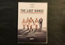 Chicago Bulls The Last Dance: 1990s DVD Complete 3 Disc Box Set (Like New)