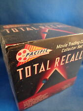 TOTAL RECALL MOVIE CARDS - 1990 PACIFIC FACTORY SET (110) NON-SPORT CARDS