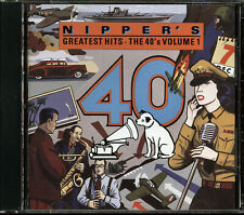 Nipper's Greatest Hits: The 40's, Vol. 1 by Various Artists (CD, Oct-1989, RCA)