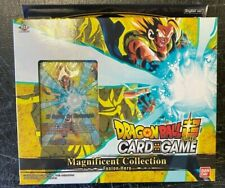 BANDAI DRAGON BALL SUPER CARD GAME MAGNIFICENT COLLECTION FUSION HERO