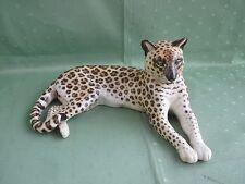 Bella Nymphenburg personaggio come wachender Leopard