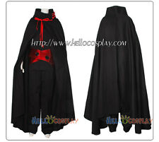 Tsubasa: Reservoir Chronicle Kurogane Cosplay Costume H008