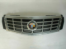 For Cadillac XTS 2013 2014 2015 13-15 Front Bumper Grill UPPER Grille with Badge