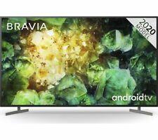 "SONY BRAVIA KD55XH8196BU 55"" Smart 4K Ultra HD HDR LED TV Google Assistant"