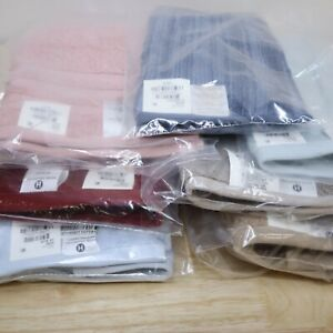 Hotel Collection ASSORT Towels LOT Bath Hand Sheets Washcloths Over $150 MSRP