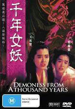 Demoness From A Thousand Years  1990 = JOY WONG = PAL 4 =SEALED