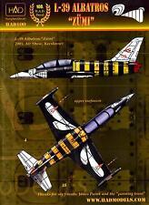 "Hungarian Aero Decals 1/48 AERO L-39 ALBATROS ""ZUMI"" 2005 Kecskemet Air Show"