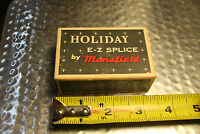 Wow Old Vintage Film Splicer E-Z Splice By Mansfield Photography VHTF With Box