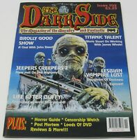 DARK SIDE Magazine #102 Gloria Stuart Charisma Carpenter Shock Waves Horror 2003