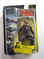 """'PLANET OF THE APES'   -  """"KRULL""""  with Battle Staff  -   2001   -   NEW"""
