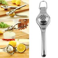 Küche Bar Edelstahl Zitrone Orange Saftiger Squeezer Entsafter Saftpressen Tools