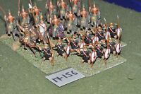 25mm classical / greek - ancient battlegroup 21 figs - inf (14156)