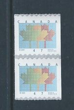 Canada #1878 Domestic First-Class Rate Coil Pair MNH