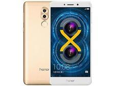 Huawei Honor 6X 32GB Dual Sim 5.2' Gold ITALIA OCTA CORE NUOVO 4G Smartphone Oro