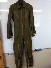 Green flight Suit, Type: K-1, worn condition