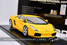 AutoArt 1:18 lamborghini Gallardo yellow