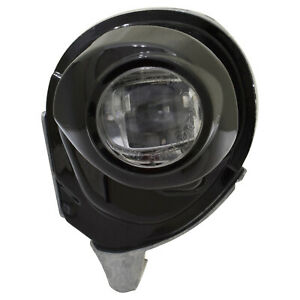 MA2592128 New Replacement Driver Fog Light Assembly Fits 2017-2019 Mazda CX5