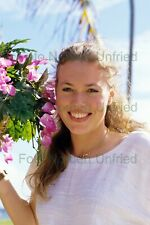 Andrea Heuer - Portrait - Photo 20 X 30 CM Without Autograph (Nr 2-8