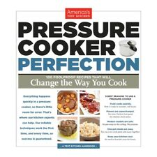 "Kitchen ""Pressure Cooker Perfection"" Cookbook - Fagor Edition"