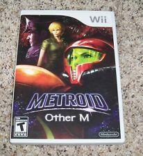 Metroid Other M Nintendo Wii Excellent Condition
