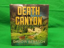 Death Canyon (Jake Trent series, Book 1) Audio CD – by David R. Bertsch