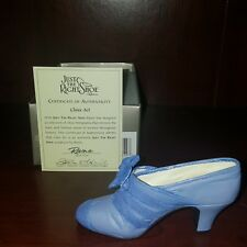 Just The Right Shoe 1999 Class Act Shoe Sculpture Figurine Raine #25042 W/box