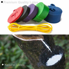 Elastic Resistance Band Pull Up Assist Fitness Exercise Gym Yoga Natural Loop