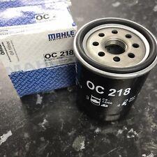 Mahle Knecht Oil filter OC218 fits Nissan SR20DE 100NX 2.0 I B13