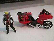 M.A.S.K. Vintage Vehicle - Vampire + Floyd Malloy - Kenner 1985 - 98% complete