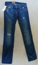 Ralph Lauren Polo Avery Boyfriend Distressed Jeans W26 L34 RRP £159