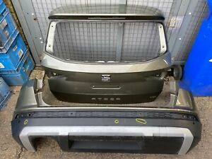 Genuine Seat Ateca Rear Bumper And Tailgate/ Bootlid
