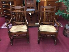 Pennsylvania House Country Style Arm Chairs - Pair - Delivery Available