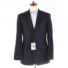 Hugo Boss Sakko Jacket Wolle Kaschmir Gr 48 Wool Cashmere Marineblau Schwarz
