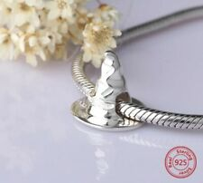 Sterling Silver Harry Potter inspired Sorting Hat Charm/Bead