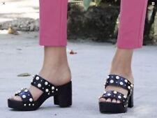 NEXT black Pearl Shoes Size 6 BNWT