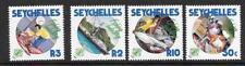 SEYCHELLES SG679/82 1987 FISHING INDUSTRY  MNH