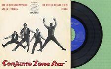 LONE STAR Ora Che Non Siamo Piu Sieme VOZ AMO EPL 13.983 Press Spain 1963 EP VG+